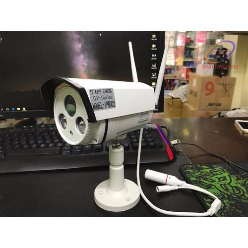 Camera Yoosee ngoài trời IPW002 có micro thu âm