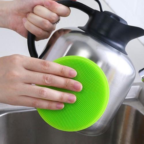 Miếng rửa chén silicol