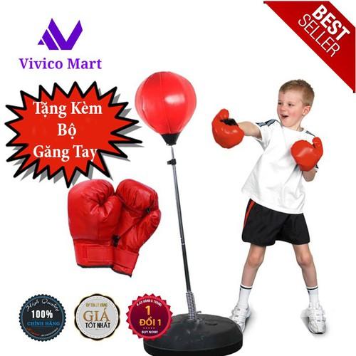 Bộ đồ tập đấm boxing cho bé Thế Hệ Mới