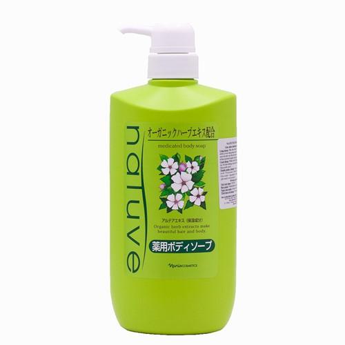 Sữa tắm Naris Natuve Medicated Body Soap làm sạch da và dưỡng da 650ml - 8531022 , 17880024 , 15_17880024 , 450000 , Sua-tam-Naris-Natuve-Medicated-Body-Soap-lam-sach-da-va-duong-da-650ml-15_17880024 , sendo.vn , Sữa tắm Naris Natuve Medicated Body Soap làm sạch da và dưỡng da 650ml