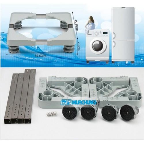 Kệ chân máy giặt tủ lạnh inox đa năng loại to chắc chắn - 8493851 , 17868341 , 15_17868341 , 121000 , Ke-chan-may-giat-tu-lanh-inox-da-nang-loai-to-chac-chan-15_17868341 , sendo.vn , Kệ chân máy giặt tủ lạnh inox đa năng loại to chắc chắn