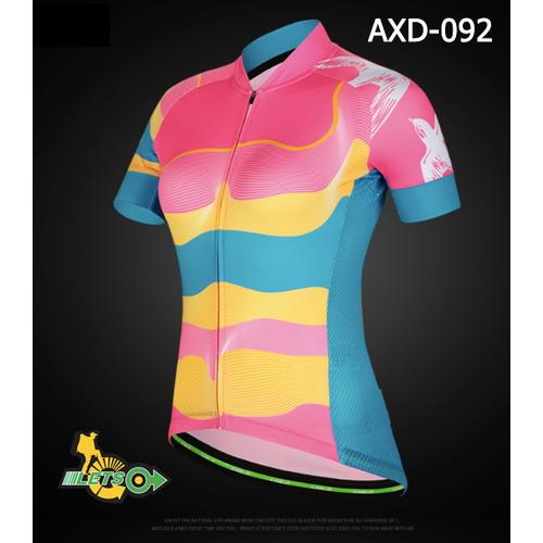 Áo xe đạp nữ Cheji