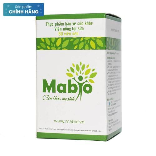 Viên uống lợi sữa MABIO USAPHA