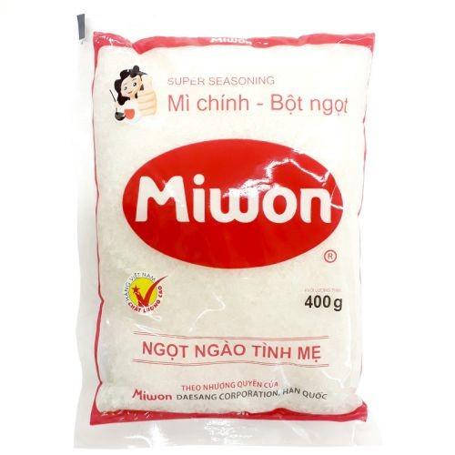 Bột ngọt Miwon gói 400g