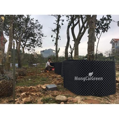 Tấm cót nhựa PVC làm bầu trồng cây - Cao 0,8 mét x dài 50m- Tấm nhựa PVC quấn bầu dưỡng cây