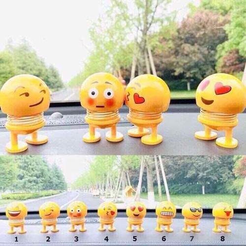 trò chơi lò xo nhún nhảy emoji