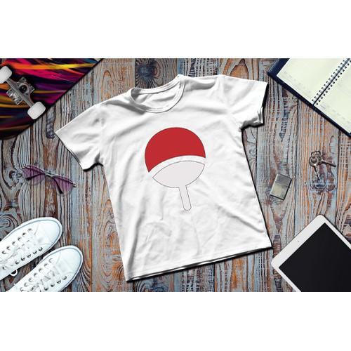 Áo thun giá rẻ in hình biểu tượng tộc Uchiha