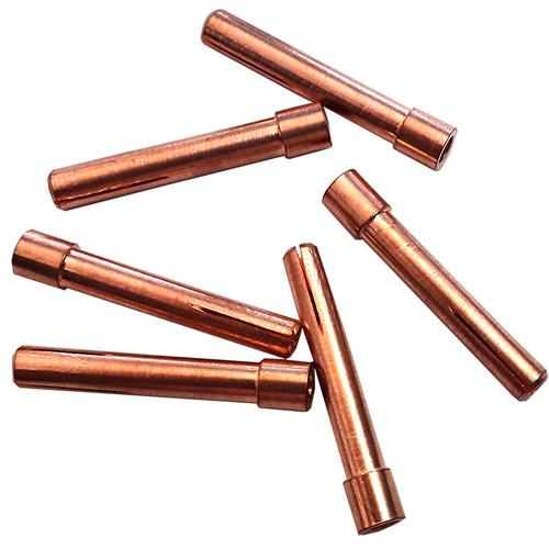 20 cái Kẹp kim ngắn 2.4mm súng hàn tig wp17-18-26