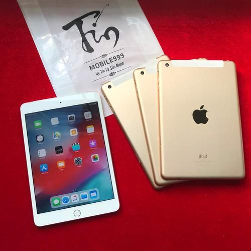 iPad Mini 3 Wifi 4G Gold Quốc tế chính hãng zin đẹp - 8510948 , 17874206 , 15_17874206 , 5690000 , iPad-Mini-3-Wifi-4G-Gold-Quoc-te-chinh-hang-zin-dep-15_17874206 , sendo.vn , iPad Mini 3 Wifi 4G Gold Quốc tế chính hãng zin đẹp