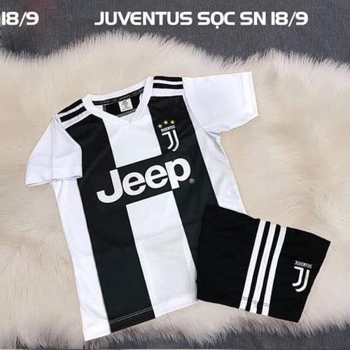 Quần áo bóng đá Juventus trẻ em