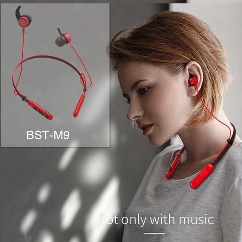 Tai Nghe Nhét Tai Bluetooth 4.2 Thể Thao Có Dây Đeo Cổ M9 Tích Hợp Mic Đàm Thoại Cho IPhone,Samsung - 4753169 , 17868208 , 15_17868208 , 199000 , Tai-Nghe-Nhet-Tai-Bluetooth-4.2-The-Thao-Co-Day-Deo-Co-M9-Tich-Hop-Mic-Dam-Thoai-Cho-IPhoneSamsung-15_17868208 , sendo.vn , Tai Nghe Nhét Tai Bluetooth 4.2 Thể Thao Có Dây Đeo Cổ M9 Tích Hợp Mic Đàm Thoại C