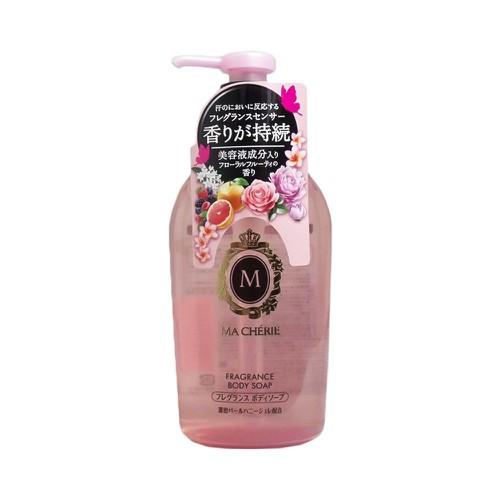 Sữa Tắm Macherie Fragrance Nhật Bản