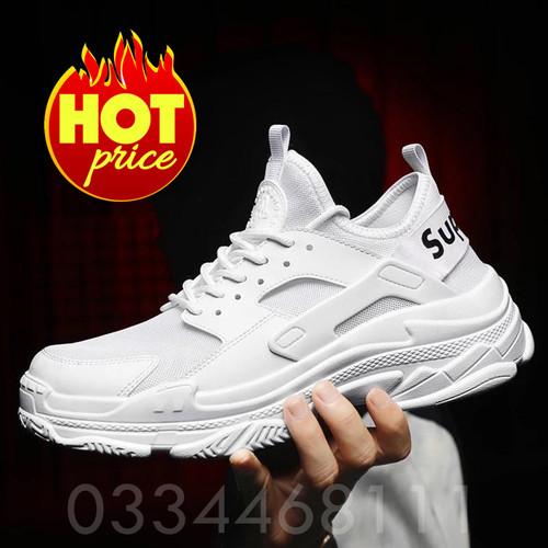 giày nam giày nam thể thao - REAF51