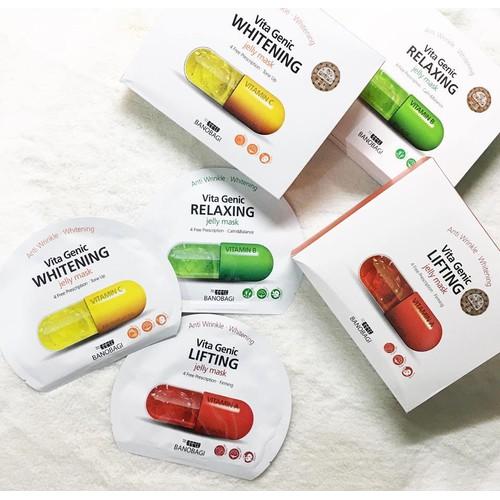 Mặt nạ dưỡng chất Banobagi Vita Genic Jelly Mask Hàn Quốc