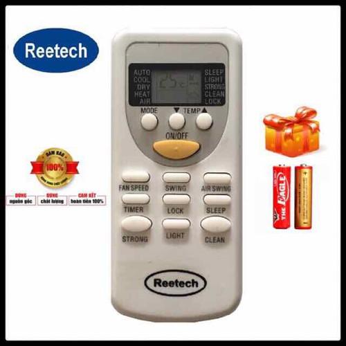 Điều khiển máy lạnh Reetech M3