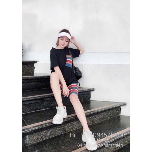 Sét áo và quần ngắn nữ đẹp - 11393891 , 17871462 , 15_17871462 , 109000 , Set-ao-va-quan-ngan-nu-dep-15_17871462 , sendo.vn , Sét áo và quần ngắn nữ đẹp