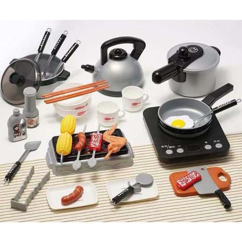 Bộ đồ chơi nấu ăn 36 món cho bé - 4753756 , 17869029 , 15_17869029 , 395000 , Bo-do-choi-nau-an-36-mon-cho-be-15_17869029 , sendo.vn , Bộ đồ chơi nấu ăn 36 món cho bé