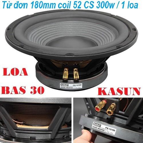 Loa bass 30 cao cấp Kasun chính hãng - 30KS