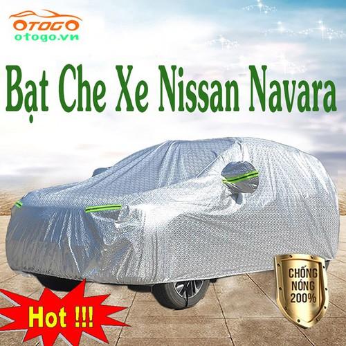 Bạt Che Phủ Xe Nissan Navara Cao Cấp