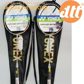 Combo 2 cây Vợt cầu lông cước cao cấp đã có cước sẵn tặng bao vợt cùng loại - 2 cay vot yox