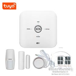 Bộ Báo Động Chống Trộm Qua Điện Thoại GSM Wifi SmartHomePlus SHP-CK3