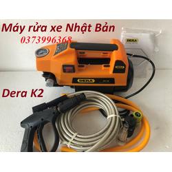 Máy rửa xe-Máy rửa xe Dera K2