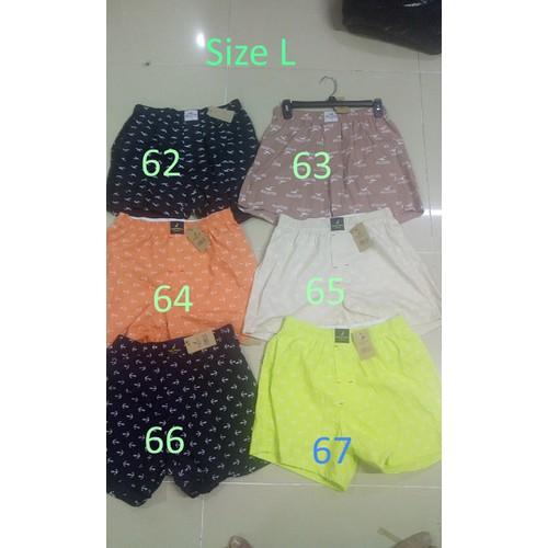 Quần ngủ nam quần đùi nam QN2023 chọn màu ngẫu nhiên