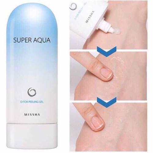 tẩy tế bào chết Aqua