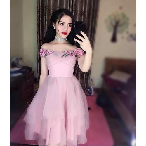 Đầm xoè thiết kế công chúa cao cấp - 4752608 , 17864327 , 15_17864327 , 420000 , Dam-xoe-thiet-ke-cong-chua-cao-cap-15_17864327 , sendo.vn , Đầm xoè thiết kế công chúa cao cấp