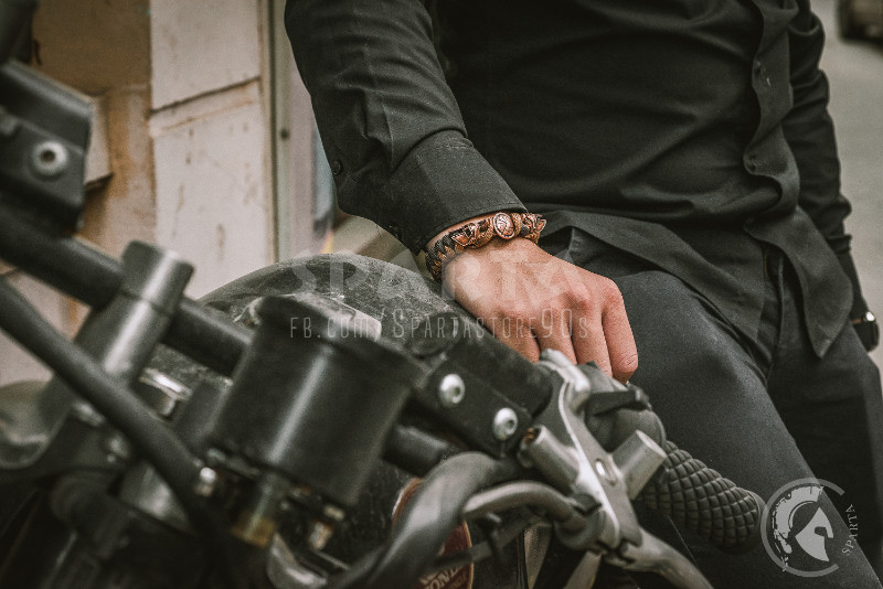 Vòng tay nam Paracord Handmade Limited 3