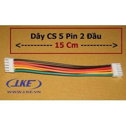 Dây bẹ kết nối 5 pin dành cho mạch công suất LKE