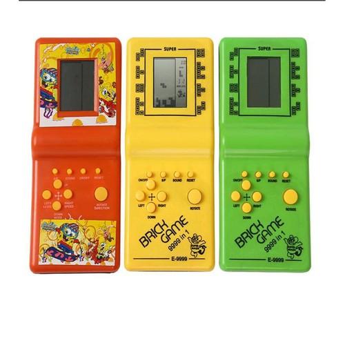 Máy chơi game cầm tay xếp hình huyền thoại - Brick Game 9999 in 1 - 4754337 , 17874037 , 15_17874037 , 49000 , May-choi-game-cam-tay-xep-hinh-huyen-thoai-Brick-Game-9999-in-1-15_17874037 , sendo.vn , Máy chơi game cầm tay xếp hình huyền thoại - Brick Game 9999 in 1