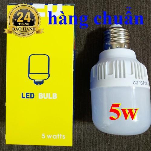 Đèn Led búp trụ 5W - đèn búp trụ 5w - đèn led 5w
