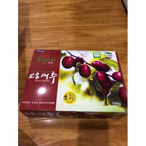 Táo đỏ Hàn Quốc 1kg Samsung