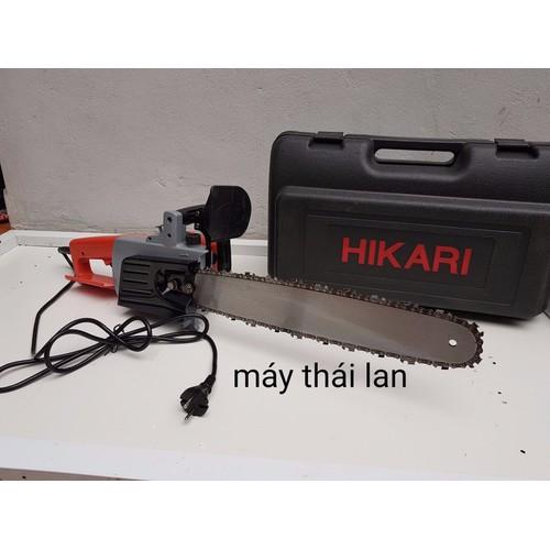 NT - Máy Cưa - Máy cưa xích chạy điện Hikari Thái Lan Chính Hãng - CMCT 580W - 11420139 , 17907826 , 15_17907826 , 1350000 , NT-May-Cua-May-cua-xich-chay-dien-Hikari-Thai-Lan-Chinh-Hang-CMCT-580W-15_17907826 , sendo.vn , NT - Máy Cưa - Máy cưa xích chạy điện Hikari Thái Lan Chính Hãng - CMCT 580W