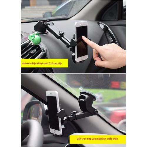 Giá treo điện thoại thông minh trên ô tô - Kẹp điện thoại trên xe hơi - 4758084 , 17901247 , 15_17901247 , 125000 , Gia-treo-dien-thoai-thong-minh-tren-o-to-Kep-dien-thoai-tren-xe-hoi-15_17901247 , sendo.vn , Giá treo điện thoại thông minh trên ô tô - Kẹp điện thoại trên xe hơi