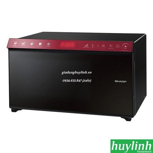 Lò vi sóng điện tử Sharp R-29D2 - 22 lít - 800W - Thái Lan
