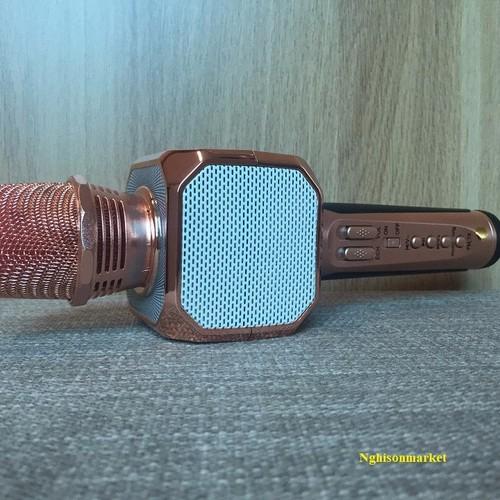 Mic Karaoke Bluetooth Tích Hợp Điện Thoại Máy Tính Bảng Âm Thanh Sống Động Chống Hú Rè Loa Phát Khỏe - 8580823 , 17899357 , 15_17899357 , 580000 , Mic-Karaoke-Bluetooth-Tich-Hop-Dien-Thoai-May-Tinh-Bang-Am-Thanh-Song-Dong-Chong-Hu-Re-Loa-Phat-Khoe-15_17899357 , sendo.vn , Mic Karaoke Bluetooth Tích Hợp Điện Thoại Máy Tính Bảng Âm Thanh Sống Động Chống