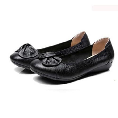 giày da búp bê