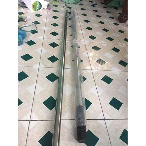 Sào Ino 6M - Tặng Móc Giăng Lưới Bẫy Chim Rút Gọn Được Cao 5m-6m