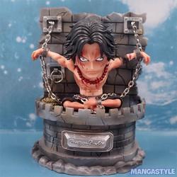 Mô Hình Figure One Piece Portgas D Ace Prisoner Ver