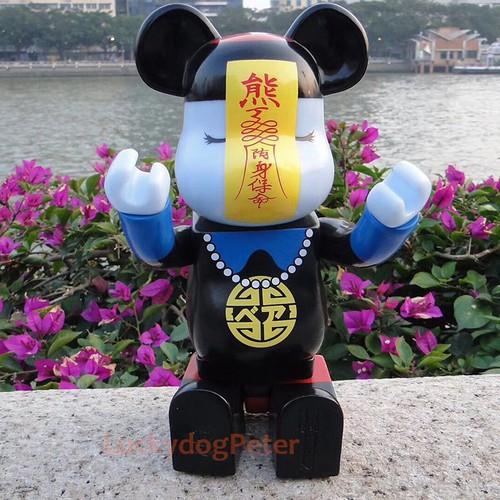 Mô hình Bearbrick Cương thi Jiangshi 400 28cm- Medicom Toy - 8580362 , 17899062 , 15_17899062 , 570000 , Mo-hinh-Bearbrick-Cuong-thi-Jiangshi-400-28cm-Medicom-Toy-15_17899062 , sendo.vn , Mô hình Bearbrick Cương thi Jiangshi 400 28cm- Medicom Toy
