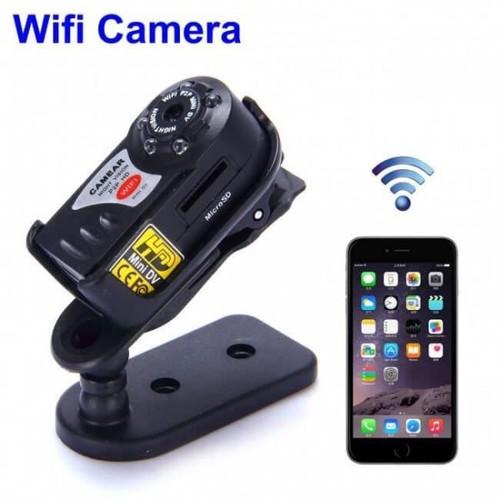 Camera siêu nhỏ Q7 wifi Full HD Hỗ trợ quay đêm