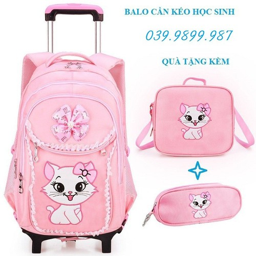 Balo kéo học sinh cấp 1 - Balo kéo cho bé gái - Balo cho bé đi học - 8568899 , 17894421 , 15_17894421 , 981000 , Balo-keo-hoc-sinh-cap-1-Balo-keo-cho-be-gai-Balo-cho-be-di-hoc-15_17894421 , sendo.vn , Balo kéo học sinh cấp 1 - Balo kéo cho bé gái - Balo cho bé đi học