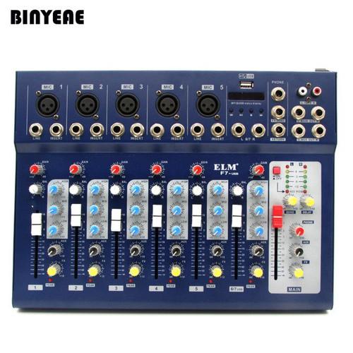 Mixer F7 USB có blutooth,bộ lọc âm tiêu chuẩn - 8582720 , 17899937 , 15_17899937 , 965000 , Mixer-F7-USB-co-blutoothbo-loc-am-tieu-chuan-15_17899937 , sendo.vn , Mixer F7 USB có blutooth,bộ lọc âm tiêu chuẩn
