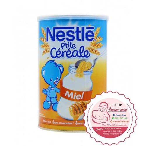 Bột Lắc Sữa Nestle Pháp