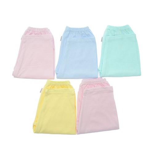 Set 3 quần dài sơ sinh 4-12kg