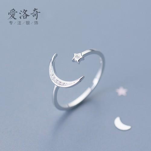 Nhẫn bạc 925| Nhẫn nữ Freesize| Nhẫn hình bán nguyệt| Nhẫn đẹp - 8568945 , 17894487 , 15_17894487 , 165000 , Nhan-bac-925-Nhan-nu-Freesize-Nhan-hinh-ban-nguyet-Nhan-dep-15_17894487 , sendo.vn , Nhẫn bạc 925| Nhẫn nữ Freesize| Nhẫn hình bán nguyệt| Nhẫn đẹp