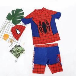 bộ đồ bơi bé trai siêu nhân