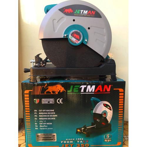 Máy cắt sắt bàn Jetman 355mm chính hãng 2300w - 8578815 , 17898502 , 15_17898502 , 2340000 , May-cat-sat-ban-Jetman-355mm-chinh-hang-2300w-15_17898502 , sendo.vn , Máy cắt sắt bàn Jetman 355mm chính hãng 2300w